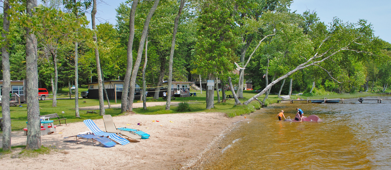 Sherman's Resort Cabin Rentals | Campground | South ...