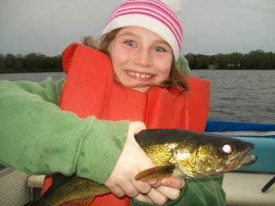 Kids love to fish!